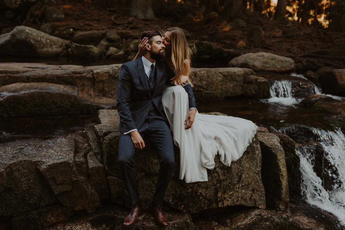 fotograf slubny wesele plener gorach karkonosze warszawa panna mloda krakow slask zdjecia slubne sesja slubna  naturalne
